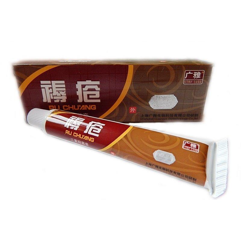 Китайская мазь Ru CHUANG, туба 20 гр.