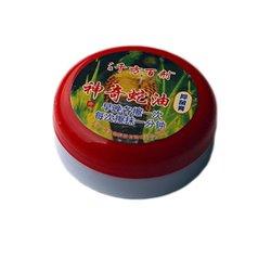 Змеиный жир с ядом змеи Хуаншань, баночка 20 гр.