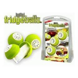 Поглотитель запахов для холодильника Fridge Balls, 3 штуки. Цена за упаковку