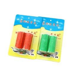 Щетка-карандаш для очистки посуды от нагара и ржавчины, уп 2 шт.