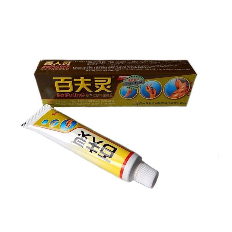 Мазь Bai Fu LinG Centurion, для лечения кожных заболеваний, туба 20 гр.
