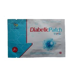 Пластырь от сахарного диабета «Diabetic Patch», уп. 1 пластина