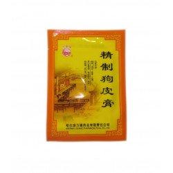 Китайский пластырь Jingzhi Goupi «СОБАЧЬЯ КОЖА», уп 4 пластины.