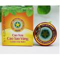 Вьетнамский бальзам «Золотая звезда», уп 4 гр.