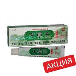Негормональный крем на травах Chigusa Ван, туба 15 гр.