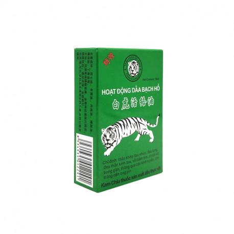 Жидкий бальзам Белый Тигр, 18 мл.