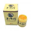 Травяной антибактериальный крем от псориаза и экзем, уп. 10 гр.