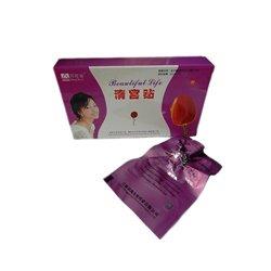 Тампоны Clean Point & Beautiful life ПК Bang De Li, лечебно-профилактические, цена за один тампон.-1 гр.