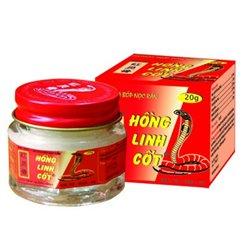 Обезболивающий бальзам «Хонг Линь Кьот» с ядом кобры, уп. 20 гр.